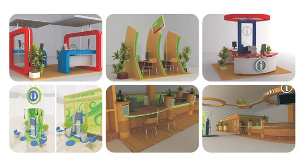 3D installáció tervezés